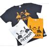 FREE RAGE リサイクルコットン Tシャツ FATMAN 219BC596-B画像