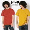 Schott POCKET T-SHIRT BASIC SMALL LOGO 3193083画像
