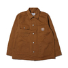Carhartt OG CHORE COAT BROWN I026464-HZ01画像