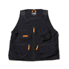ATMOS LAB FISHING VEST BLACK AL19S-SP01画像