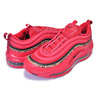 NIKE WMNS AIR MAX 97 ANIMAL PRINT university red/black-print BV6113-600画像