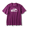 THE NORTH FACE S/S WATERSIDE GRAPHIC TEE PHLOX PURPLE NT11946画像