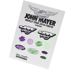 NEIGHBORHOOD 19SS JOHN MAYER Sticker Sheet WHITE画像