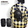 DOUBLE STEAL SQUARE BODY BAG 492-90003画像