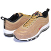 NIKE WMNS AIR MAX 97 LXX SWAROVSKI metallic gold/varsity red 927508-700画像