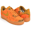 NIKE AIR FORCE 1 '07 LV8 3 ''REALTREE'' ORANGE BLAZE / WHEAT AO2441-800画像