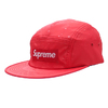 Supreme 19SS Splatter Camp Cap RED画像