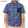 PROJECT SR'ES × SOW Like Vintage Aloha S/S Shirt Collaboration SHT00280画像