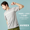 AVIREX PANEL LOGO T-SHIRT 6193548画像
