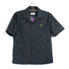 FRED PERRY × MILES KANE #SM5151 Liberty Print Bowling Shirt画像