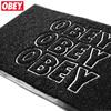 OBEY JUMBLE STACKS DOORMAT画像