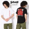 Schott BE GOOD OR BE GONE T-SHIRT 3193089画像