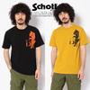 Schott PANTHER TATTO T-SHIRT 3193088画像