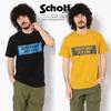 Schott BOX LOGO T-SHIRT 3193085画像