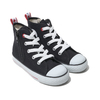 CONVERSE CHILD ALL STAR N STARTAPE Z HI BLACK 37300090画像