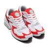 NIKE AIR MAX2 LIGHT WHITE/BLACK-HBNR RED-CL GRY AO1741-101画像