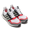 adidas UltraBOOST S&L RUNNING WHITE/GREY TWO/SCARLET EF2027画像