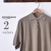 Kaptain Sunshine Polo Collar Knit Shirt画像