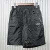MOCEAN BARRIER SHORTS BLACK画像