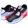 NIKE AIR MAX 90 LTR(GS) wolf grey/b.crimson-black 833412-024画像
