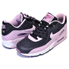 NIKE WMNS AIR MAX 90 oil grey/plum chalk-plum chalk 325213-059画像