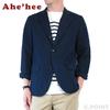 Ahe'hee AHTJ Cotton Linen Jacket画像