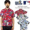 reyn spooner MLB Series Seanic Full-Open Boy's Aloha Shirt画像