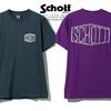 Schott HEXAGON LOGO T-SHIRT 3193140画像