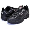 FILA DISRUPTOR 2 TAPEYTAPE BLACK FS1HTB1092X-BBK画像