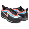 NIKE AIR MAX 97 OA GS ''ON-AIR: SEOUL'' BLACK / REFLECT SILVER CL1503-001画像
