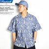 RADIALL × CHAOS FISHING CLUB BLUE HOURS OPEN COLLARED SHIRT S/S RAD19SSS-JW001画像