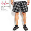COOKMAN CHEF SHORT PANTS DOTS -BLACK- 231-83842画像