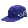 Supreme 19SS Side Logo Camp Cap ROYAL画像