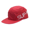 Supreme 19SS Side Logo Camp Cap RED画像