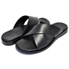 COLE HAAN GOLDWYN 2.0 CRISSCROSS SANDAL black smooth C30535画像