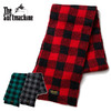 SOFTMACHINE PLAID MUFFLER(MOHAIR MUFFLER)画像