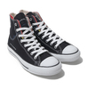 CONVERSE ALL STAR CUTLINE HI BLACK 31300540画像