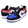 NIKE AIR JORDAN 1 LOW 1991 NBA FINALS black/field purple-white CJ9216-051画像