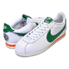 NIKE CLASSIC CORTEZ QS STRANGER THINGS white/pine green-cosmic cray CJ6106-100画像