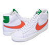 NIKE BLAZER MID QS HH STRANGER THINGS white/cosmic clay-pine green CJ6101-100画像