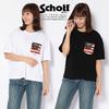 Schott FLAG POCKET T-SHIRT 3293005画像