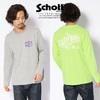 Schott LS T-SHIRT HEXAGON 3193143画像