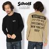 Schott LS T-SHIRT STORE ADRRESS 3193142画像