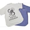 Cushman × HWZN BROSS シャンブレーワークシャツ S/S 25630画像