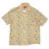 Supreme 19SS Mini Floral Rayon S/S Shirt PEACH画像