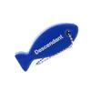 DESCENDANT 19SS BUOY FLOATING KEY HOLDER BLUE 191SPDS-AC01画像