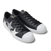 CONVERSE ALL STAR COUPE TRIOSTAR OX BLACK/SILVER 31300301画像