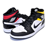 NIKE AIR JORDAN 1 MID SE Q54 black/black-white-multi-color CJ9219-001画像