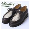 paraboot MICHAEL/MARCHE MARRON-LIS CAFE/PL.PP MOUCHETE 715722画像