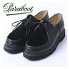 paraboot MICHAEL LAPIN/GRIFF NOIRE-LIS NOIR/LAPIN 130473画像